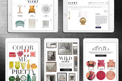Sotheby's expands e-commerce program and acquires Viyet, the online marketplace for interior design specializing in vintage and antique furniture, decorative objects and accessories.