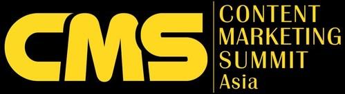 Content Marketing Summit Asia Logo (PRNewsfoto/Content Marketing Summit Asia)