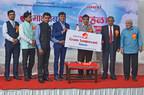 Nitin Gadkari Launches Madhavbaug's Gram Sanjivani Yojana To Boost Rural Healthcare (PRNewsfoto/Madhavbaug)
