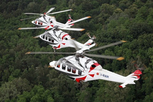 LCI will use the $55m financing to fund ongoing fleet expansion with six new Leonardo AW139 and AW169 helicopters. All of the aircraft have confirmed placements in Emergency Medical Services (EMS) and Search and Rescue (SAR) roles. (PRNewsfoto/Lease Corporation International)