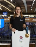 Olympic Gold Medallist and Team GB Ambassador for the 2018 Winter Olympics Amy Williams Confident of British Success in Pyeongchang