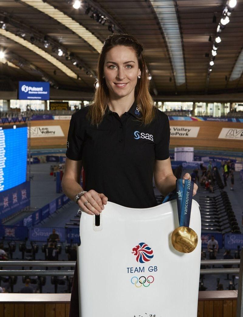 Amy Williams, British Rowing Indoor Championships/SAS. Photo Credit: Henry Hunt / SAS (PRNewsfoto/REVOLUTION SPORTS)