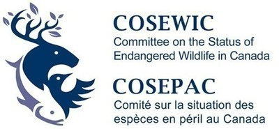 Logo: Committee on the Status of Endangered Wildlife in Canada (CNW Group/Committee on the Status of Endangered Wildlife in Canada)