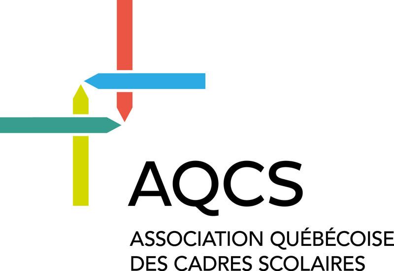Logo : Association québécoise des cadres scolaires (AQCS) (Groupe CNW/Association québécoise des cadres scolaires (AQCS))