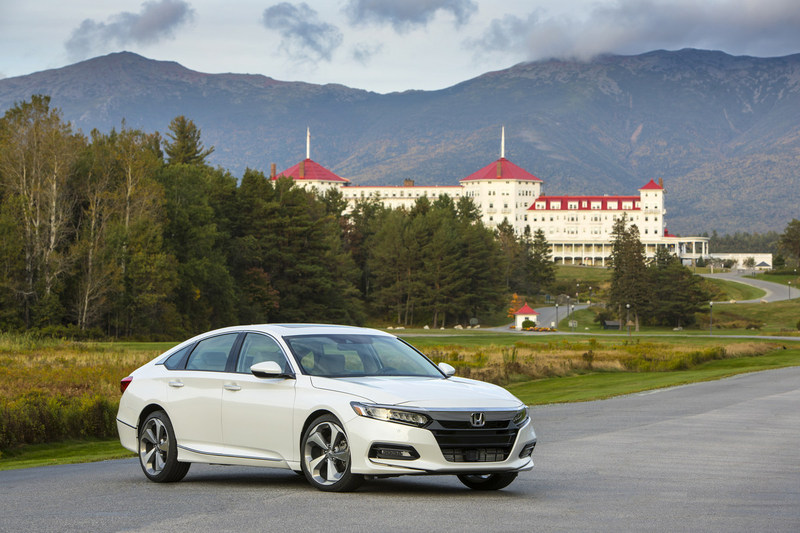 Honda Accord And Odyssey Named Best New Cars By Good - Best new cars