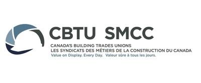 Logo : Les Syndicats des métiers de la construction du Canada (SMCC) (Groupe CNW/Département des métiers de la construction, FAT-COI)
