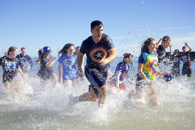 Thousands of participants took the Law Enforcement Torch Run Polar Plunge across the state last year for the athletes of Special Olympics Illinois. Register now for the 2018 Polar Plunges at www.plungeillinois.com.