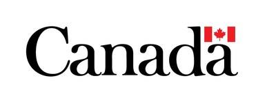 Logo : Gouvernement du Canada (Groupe CNW/Fondation Brain Canada)