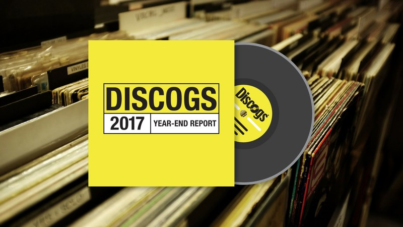 STATE OF DISCOGS 2017 REPORT