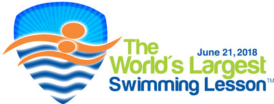 Host Location registration for World's Largest Swimming Lesson 2018, taking place on Thursday, June 21st, is now open at WLSL.org. Aquatic facilities of all kinds are encouraged to register to help spread the message Swimming Lessons Save Lives™.