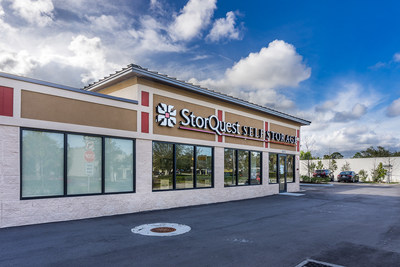 StorQuest Opens Modern Self Storage Facility in Vero Beach, FL