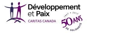 Logo : Développement et Paix (Groupe CNW/Développement et Paix)