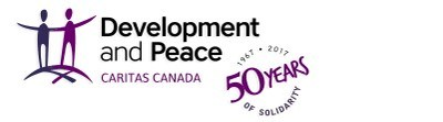 Logo: Development and Peace (CNW Group/Development and Peace)