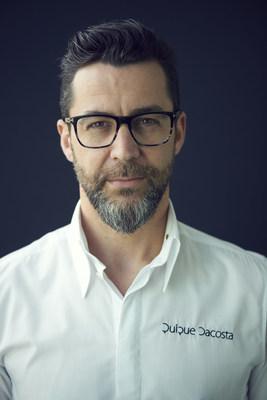 Quique Dacosta, chef propriétaire du Restaurante Quique Dacosta, à Denia, Espagne, Relais & Châteaux (Groupe CNW/Fondation de l'ITHQ)