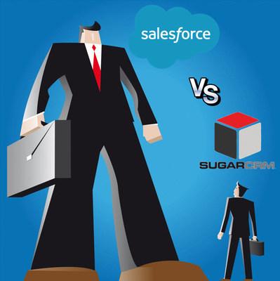 BrainSell LLC to Host Live Webinar Comparing Salesforce.com vs SugarCRM