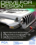 FCA US Product Design Office Kicks Off Sixth Annual 'Drive for Design' Contest