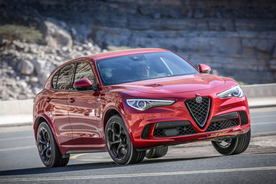 The 2018 Alfa Romeo Stelvio Quadrifoglio Will Cost $80000