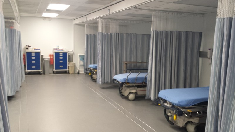 Interior image of MIHU.