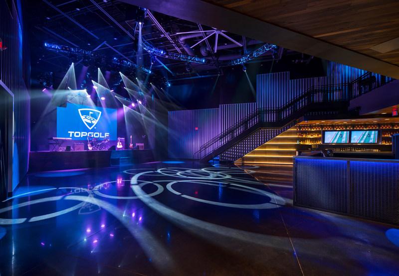 The Cowan music venue.
