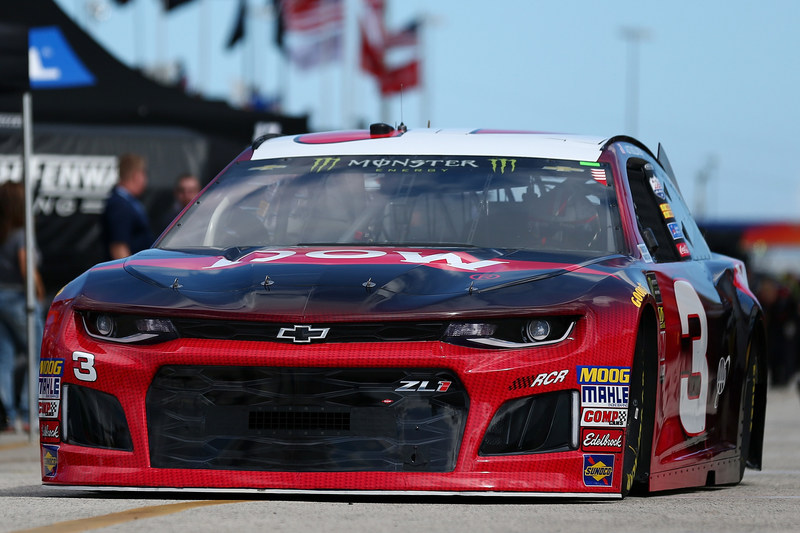 RCR debuted the new Chevrolet Camaro ZL1 in competition this past weekend at Daytona International Speedway. Photo Credit: Getty Images