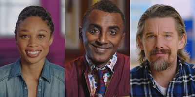 "The Y Launches ""My Y Story."" featuring professional athlete Allyson Felix, chef Marcus Samuelsson and actor Ethan Hawke."