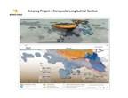Amaruq Project Composite Longitudinal Section (CNW Group/Agnico Eagle Mines Limited)