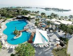 Outdoor pool and beach facilities at The Ritz-Carlton, Bahrain (PRNewsfoto/The Ritz-Carlton, Bahrain)