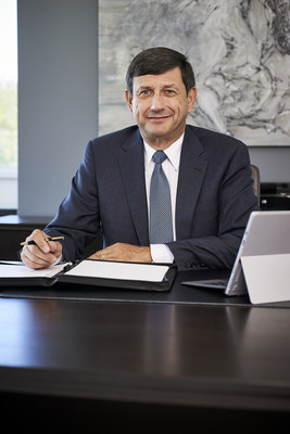 Denis Mathieu, President and Chief Executive Officer of Novexco (CNW Group/Novexco Inc.)