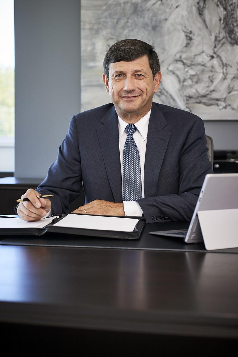 Denis Mathieu, président et chef de la direction de Novexco (Groupe CNW/Novexco Inc.)