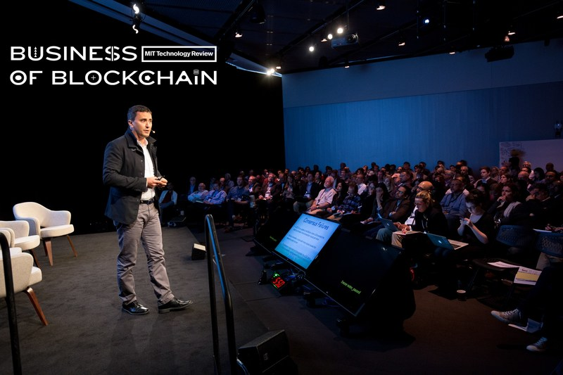 MIT Technology Review and MIT Media Lab's Digital Currency Initiative Announces Business of Blockchain Conference on April 23