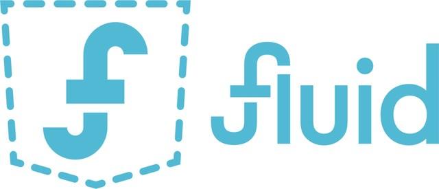 Fluid Market Logo