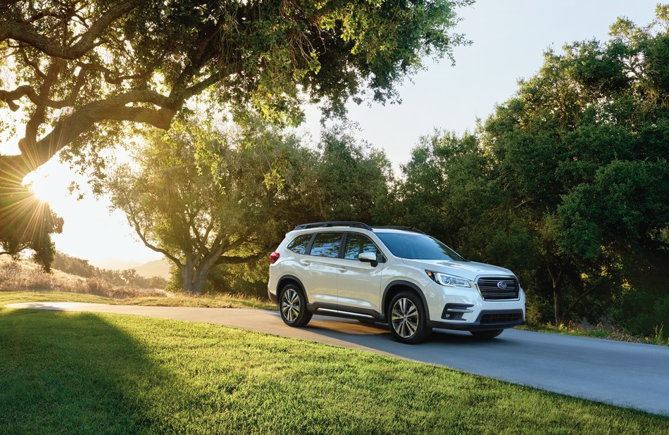 Subaru of America Announces Pricing on All-New 2019 Ascent 3-Row SUV