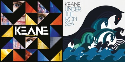"On March 16, Interscope/UMe hails a pair of magical, key catalog releases from post-Britpop alt-rockers Keane (""Somewhere Only We Know,"" ""Everybody's Changing"") with the 180-gram vinyl debuts of Perfect Symmetry and Under The Iron Sea"