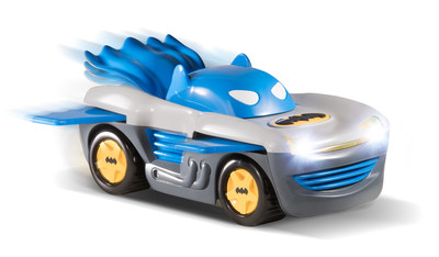"""Funrise announces global partnership with Warner Bros. Consumer Products for HERODRIVE™ DC Super Friends Collection of innovative, preschool-themed character vehicles inspired by the DC characters such as Batman, Superman, The Flash, and more."""