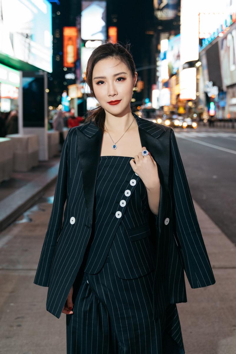 Joyee Zhao New York Fashion Week show