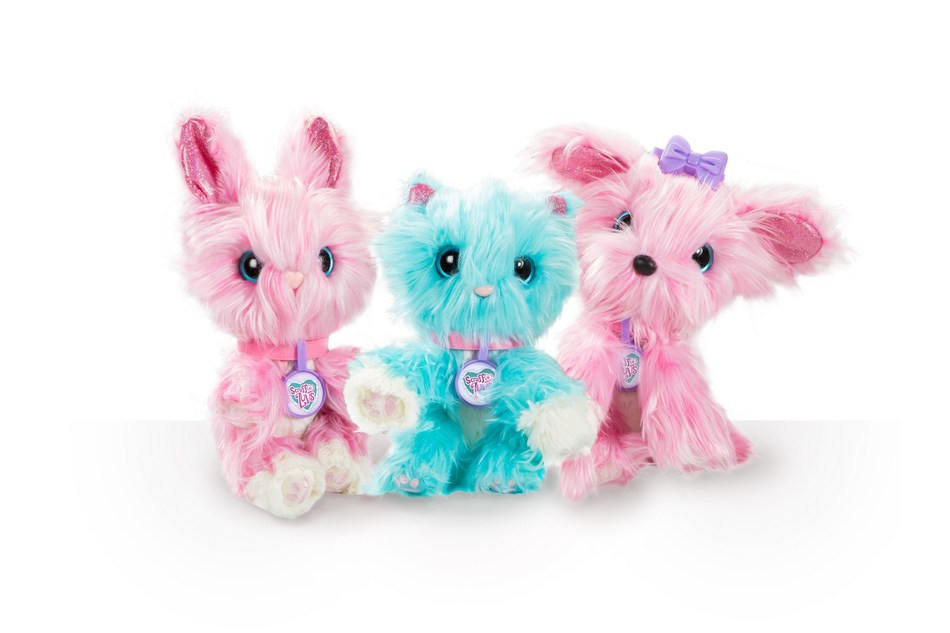 Moose Toys is heading to New York Toy Fair this weekend to debut exciting new products launching in 2018, like Scruff-a-Luvs, the new surprise plush hitting shelves this June.
