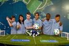 2018 Football for Friendship Open Draw (PRNewsfoto/Gazprom Football for Friendship)