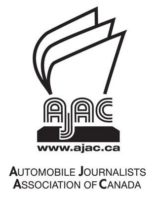 Automobile Journalists Association Of Canada (CNW Group/Automobile Journalists Association of Canada)