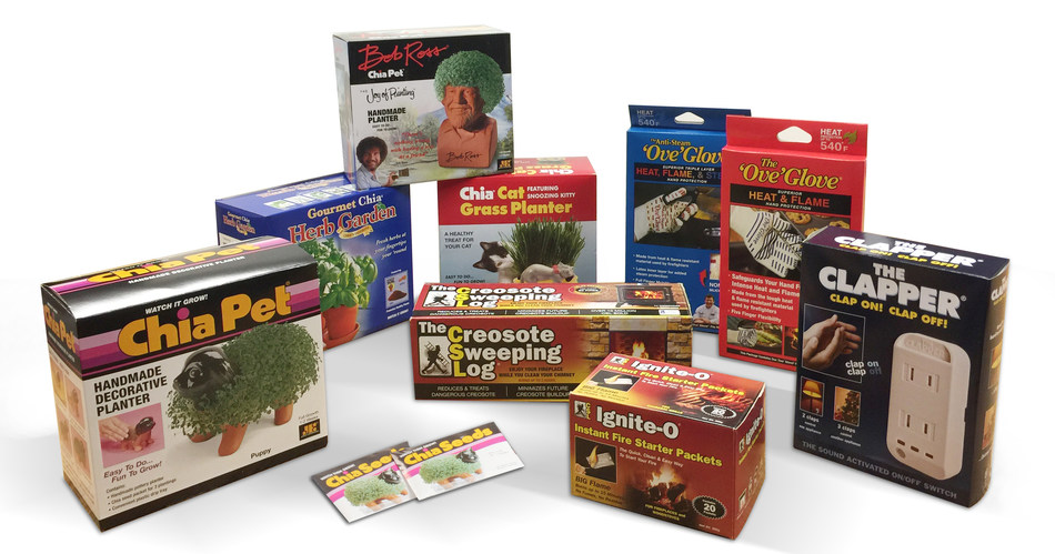 Best-selling products from Joseph Enterprises, Inc.