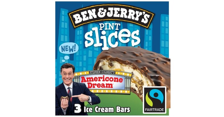 Ben Jerry S Celebrates 11 Years With Stephen Colbert Living The Americone Dream This is part of our comprehensive database of 40,000 foods including foods from hundreds of popular restaurants and. https www prnewswire com news releases ben jerrys celebrates 11 years with stephen colbert living the americone dream 300600572 html