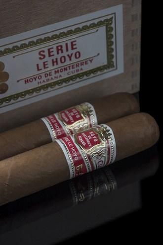 Box of Hoyo de Monterrey (PRNewsfoto/HABANOS SA)