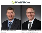 Applied Electronics Joins the Global Presence Alliance as its Canadian Partner