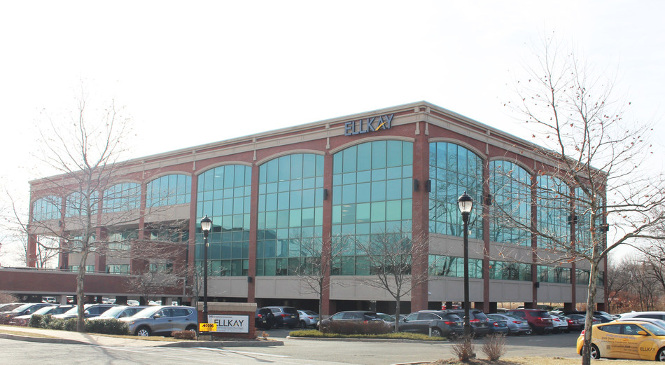 ELLKAY's new headquarters in Elmwood Park, New Jersey encourages collaboration and innovation.