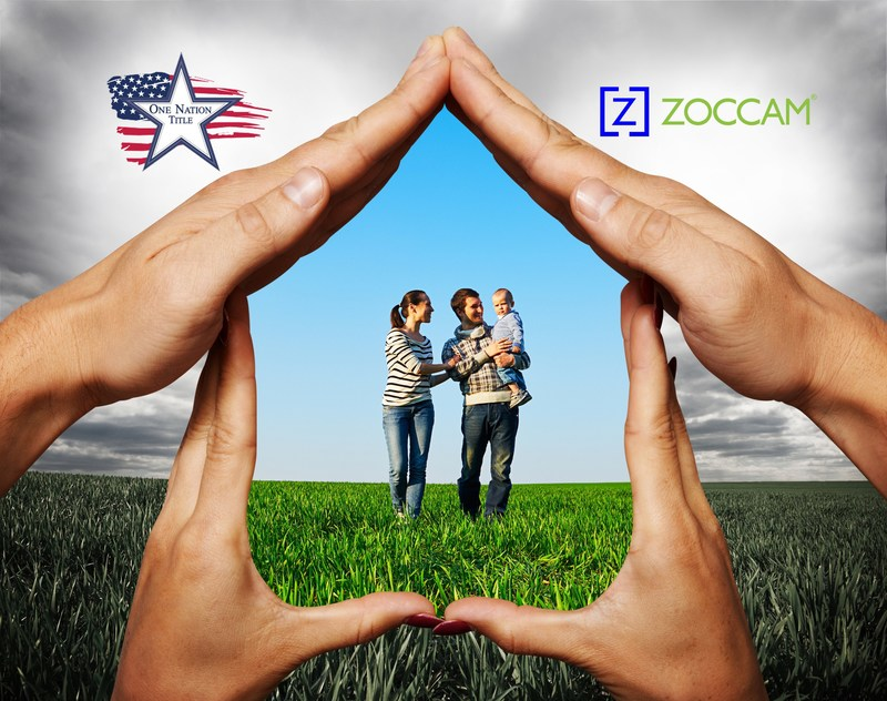 ZOCCAM Goes Live with One Nation Title for an Amazing Home Buying Experience