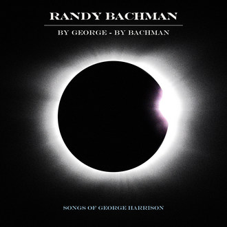 """Multiple Hall of Famer, songwriter, singer, and guitarist Randy Bachman announces U.S. release plans for his new album, 'By George – By Bachman,' a personal testimonial to George Harrison's finest work. To be released digitally on March 2 and on CD on March 16 by UMe, the album is heralded by two tracks available immediately with digital album preorder: """"Here Comes The Sun"""" and """"While My Guitar Gently Weeps."""" The album's limited edition marble-colored 2LP vinyl package will be released April 27."""