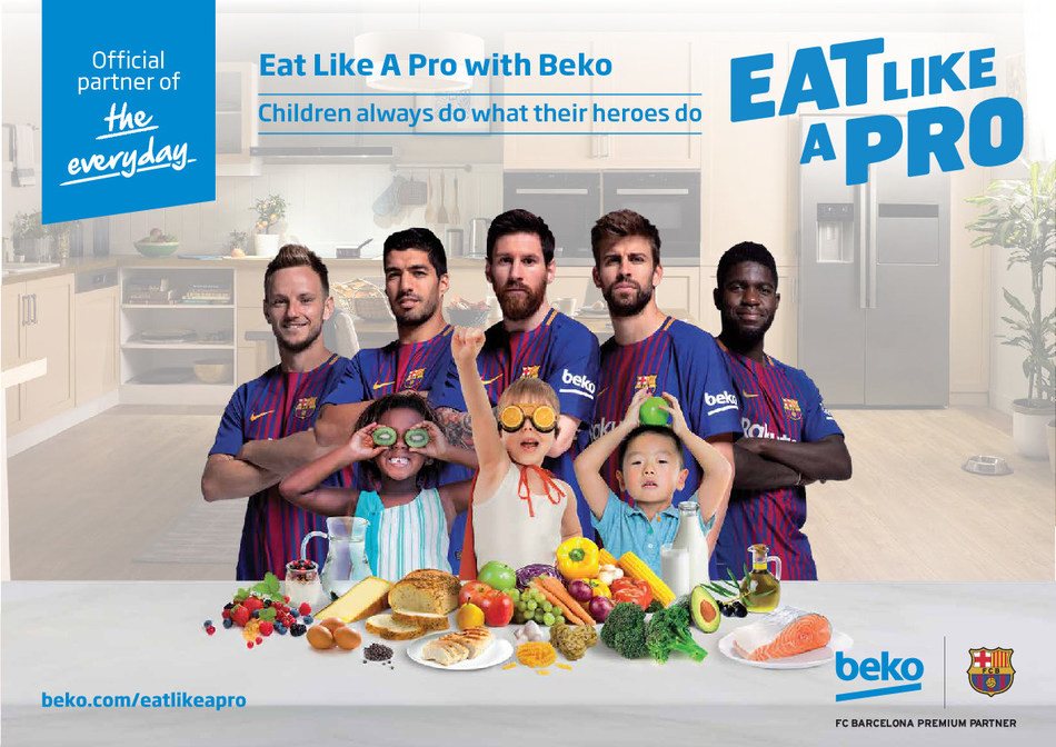 Beko is the international home appliance brand of Arcelik and a Global Premium Partner of FC Barcelona. It offers product lines including major appliances, air conditioners, small appliances. Beko is the leading freestanding home appliances brand in Europe in white goods sector and has been the fastest growing brand in overall European market between 2000-2016 With its leading position, Beko is one of the most important players in the UK's home appliances market ,holds top position in French...