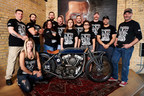 A group of U.S. military veterans built a custom motorcycle, named Porterfield, and won the J&P Cycles Ultimate Builder Custom Bike Show, the world's largest elite-level motorcycle building competition. The team of students and coaches from Motorcycle Missions in Austin, Texas served in the Army, Marines and Air Force.