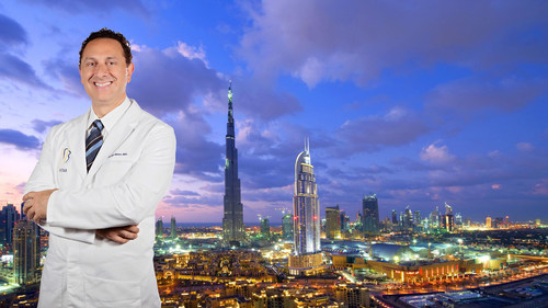 Washington-DC based award-winning board certified plastic surgeon Dr. George Bitar is an invited speaker at Dubai cosmetic surgery conference.