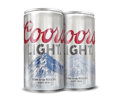 What Mountains Are On Natural Light Cans