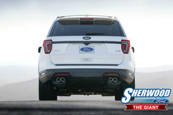 Sherwood Ford announces February incentives for many Ford vehicles